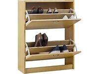 Argos Shoe Cabinet Cupboard Storage