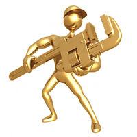 Plombier travaille propre , rapide et de qualité professionnel