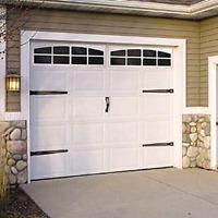 Garage door cleaning services