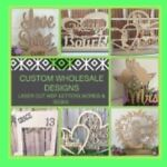 Custom Wholesale Designs