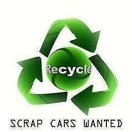 Scrap Cars and Vans Wanted. Scrap your vehicle the easy hassle free way