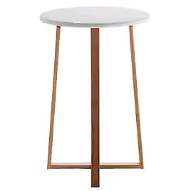 2 Tone Tall Habitat Side Coffee Table only £45. Real Bargains Clearanc