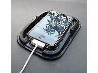 Car Dashboard Anti Slip Grip Mobile Phone Holder Skidproof Pad Mat GPS Sat Nav new