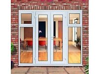 upvc french doors brand new £350