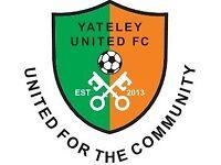 Yateley Utd Ladies - New Players Needed