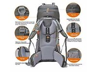 70L+10L Outdoor Rucksack/Hiking Backpack