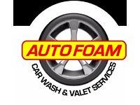 Experienced Car Washer Immediate start