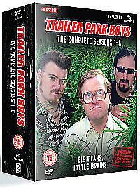 Trailer Park Boys - Series 1-6 - Complete (DVD, 2008, 12-Disc Set)