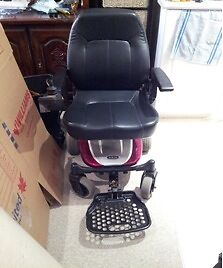 REDUCED!!  SHOP RIDER POWER CHAIR