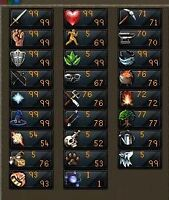 Selling RS3 Level 126 Account