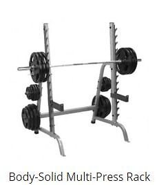 Body Solid Gym Equipment