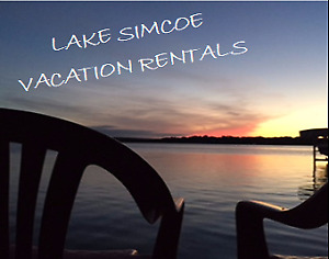 Monthly Special Rental House on Lake Simcoe
