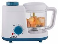VonShef Combined Baby Food Steamer and Blender