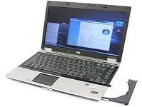 HP ELITEBOOK 6930p, Core2Duo, wireless, windows7, officee, fast
