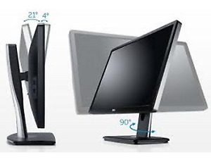 Dell Professional P2412H 24-inch Monitor with Full-HD LED
