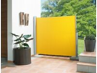 Retractable Garden Privacy Screens