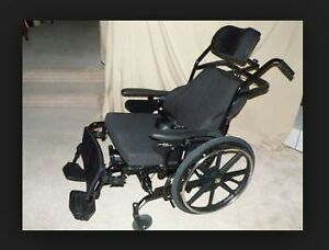 ORION II TILT WHEELCHAIR, Deluxe Model