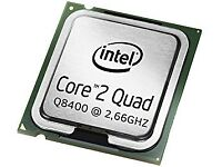 Intel Q 8400 lga 775 core 2 quad