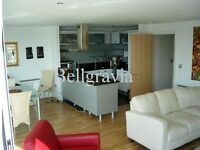 Amazing 2 Double Bed Apartment In Oyster Wharf with Great River Views From All Rooms