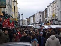 Property for sale in church street market(Suitable for sandwich Bar/Mini cab office/etc) £20000