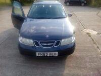 Saab 95 Linear 2003 Estate (Manual Petrol)