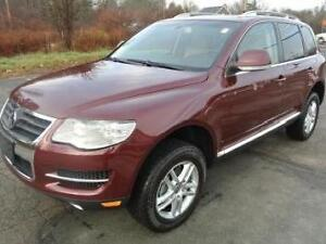 2008 Volkswagen Touareg V6 Leather SUV, Crossover