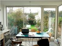 1st Jan-1/3/6mth-FANTASTIClge dble rm in SPECIAL hse 2 min Stoke Newington Church St-LOVELY 80ft gdn