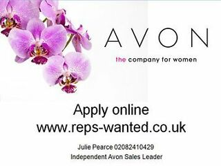 FULL AND PART TIME AVON REPS - VACANCIES ALL AREAS UK  Picture 1