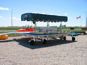 BOAT OR PONTOON LIFTS / CANOPIES