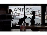 Part Time Bar/ Waiting Staff, South Queensferry