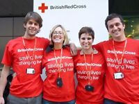 British Red Cross Fundraiser - £9.75 - £10.50 per hour - Immediate Start