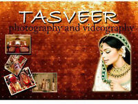 Tasveer wedding photography and videography. Quality work with an unbeaten price.