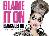 Blame It On Bianca Del Rio - Eventim Apollo, Hammersmith, London