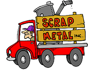 SCRAP METAL REMOVAL AND DROP OFF *COMMERCIAL & RESIDENTIAL *