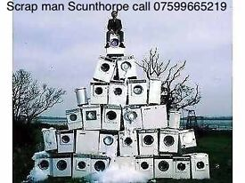Free 7 Days a Week large or small heavy or light free collection. Scunthorpe and surrounding