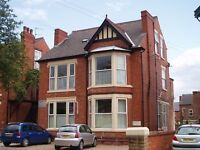 West Bridgford - Economical Studio Apartment in Superb Victorian House - Most Bills Included