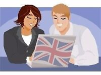 English teacher. Lessons, tutor and preparation for English exams, living and working in the UK