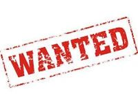 WANTED!!! House furniture/ appliances first home house / home clearance