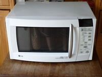 electric or gas cooker £59 oven £59 dryer £49 vacuum cleaner microwave £20
