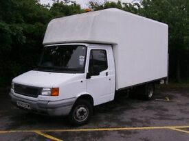 SMALL REMOVALS...one piece to a house move.....L.E.Z compliant......Clearances.......