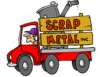 APPLIANCES AND SCRAP METAL REMOVAL AND DROP OFF
