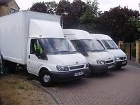 HOME REMOVALS, Sameday MEN and VAN service, FROM £19, LONDON LUTON VAN FOR HIRE