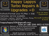 Happy Lappy Small Business Services