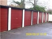 Garage for rent. West Bradford. Nottingham, near Trent Bridge Cricket Ground.