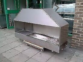 CATERING COMMERCIAL TURKISH MANGAL CHARCOAL GRILL CUISINE CAFE SHOP TAKE AWAY FAST FOOD GRILL MEAT