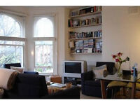 Spatious 2 bedroom flat in Victorian conversion