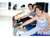 Small Pilates for beginners classes starting Wed 7 Sept
