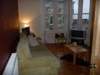 Large Double room in bright flat in Haymarket £400 per month inc all bills avail. now
