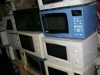 microwave sell & Repair fridge freezers central heating TV PC washing machine dryer cooker oven