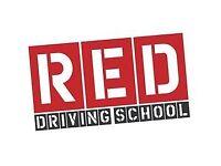 Driving lessons North Birmingham, Staffordshire and Burton areas